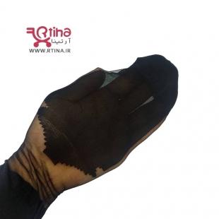 جوراب نازک شیشه ای