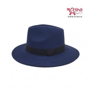 خرید کلاه زنانه سرمه ای
