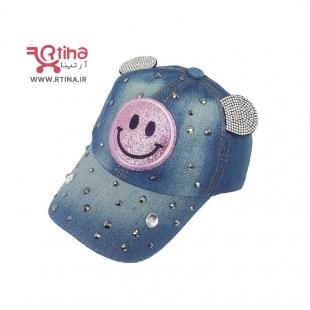 کلاه لی بچه گانه مدل لبخند
