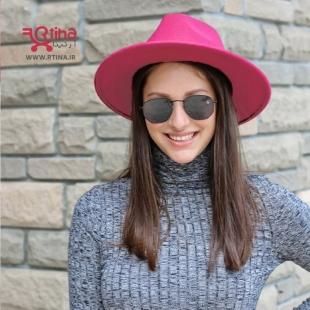 کلاه دخترانه پاییزی