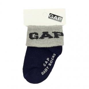 جوراب بچه گانه جدید رنگ سورمه ای مدل GAP-06