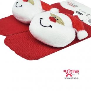 جوراب کریسمس نوزادی