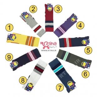 جوراب ساق بلند (پسر و دختر) مدل Funny Socks