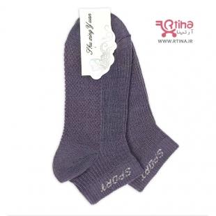 عکس جوراب زنانه طرح دار