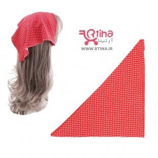 دستمال سر و گردن قرمز  نوزادی