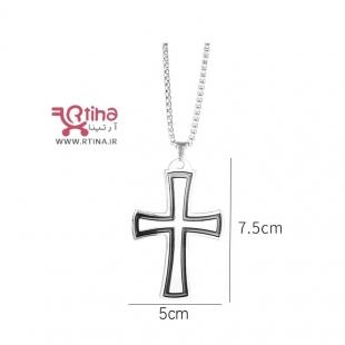 گردنبند صلیب بدل