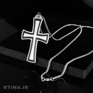 گردنبند صلیب جدید
