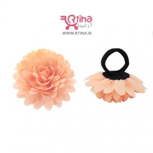 کش سر گلدار زنانه