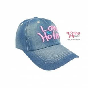 کلاه اسپرت لی دخترانه و زنانه مدل Love