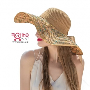 کلاه های لبه دار زنانه