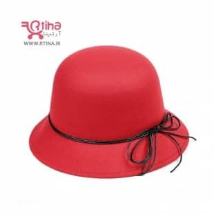 کلاه شاپویی شهرزادی زنانه/ دخترانه بدون لبه کلاسیک