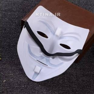 ماسک مرد ناشناس