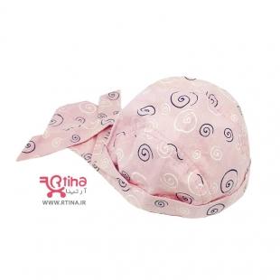 عکس دستمال سر دخترانه نوزادی
