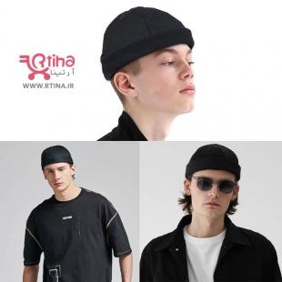 تیپ با کلاه لئونی