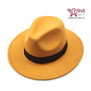 کلاه شاپو ماهوتی دخترانه /پسرانه مدل RT-709