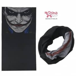 اسکارف جوکر (دستمال سر و گردن مدل JOKER)