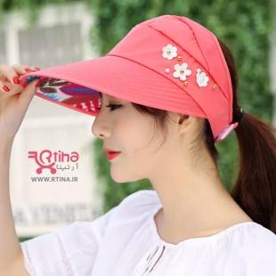 عکس کلاه آفتابگیر دخترانه