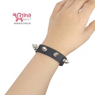عکس دستبند تیغ تیغی