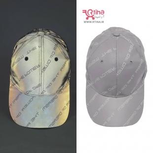 کلاه کپ سایز بزرگ مردانه مدل شبرنگ