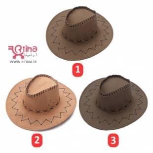 عکس کلاه کابویی زنانه /مردانه (Cowboy Hat 2022)