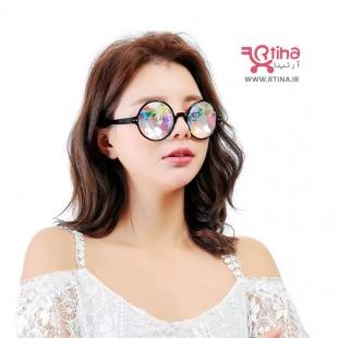 عینک آفتابی فانتزی زنانه