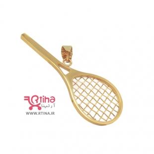 گردنبند راکت تنیس