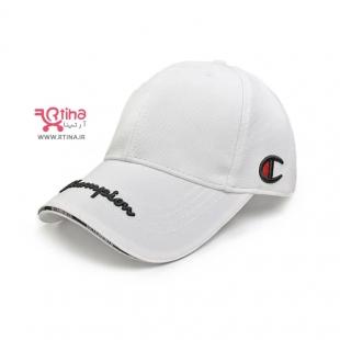 کلاه افتابی ورزشی سفید