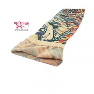 خرید محافظ دست با طرح تاتو