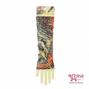 خرید انواع مختلف ساق دست طرح تاتو در طرح های متنوع