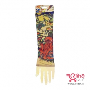 خالکوبی روی ساق دست