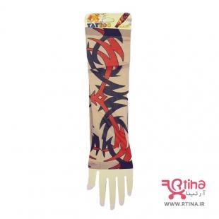 طرح تتو ساق دست (خالکوبی پارچه ای مردانه و زنانه)