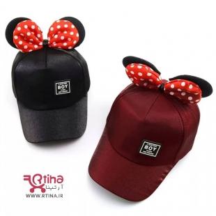 قیمت کلاه دخترانه اسپرت میکی موس