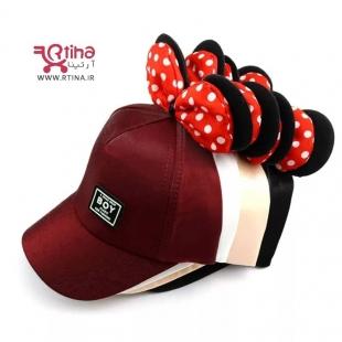 سفارش کلاه آفتابی دخترانه خاص