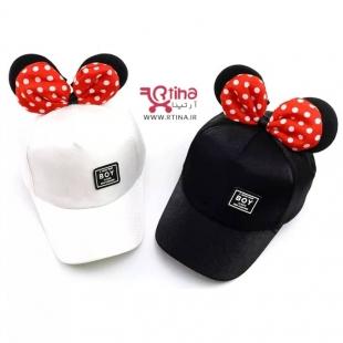 خرید کلاه گوش دار بچه گانه قرمز