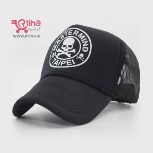 کلاه نقابی مردانه/ زنانه مشکی طرح اسکلت TAIPEI