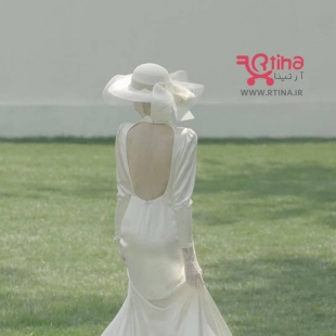 کلاه عروس برای عقد