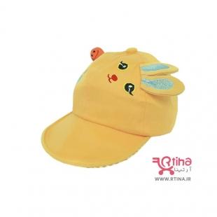 کلاه پسرانه نوزادی تابستانه