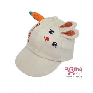 کلاه گوش دار نوزاد