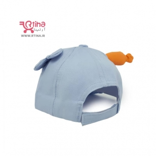 کلاه آفتابی نوزادی پسرانه