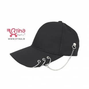 کلاه گپ زنجیر دار