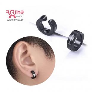 گوشواره کلیپسی لاله گوش