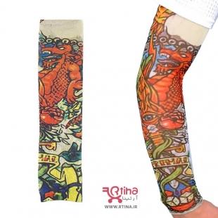 ساق پا و ساق دست طرح دار