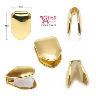 روکش دندان طلایی