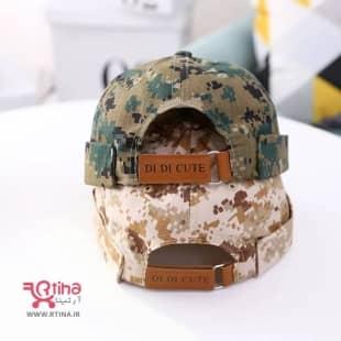 عکس کلاه لئونی ارتشی مردانه و زنانه مدل Di Di Cute