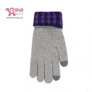 عکس دستکش زمستانی مردانه