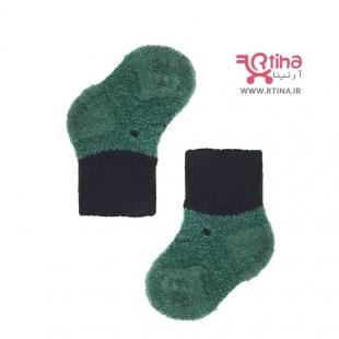 جوراب پشمی نوزادی آرتینا