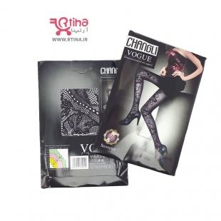 مدل جوراب شلواری طرح دار زنانه