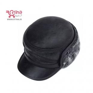 کلاه زمستانی روسی چرم