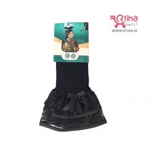ساق دست حجابِ لب تور زنانه مدل پرنیان