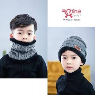 کلاه بچه ها زمستان